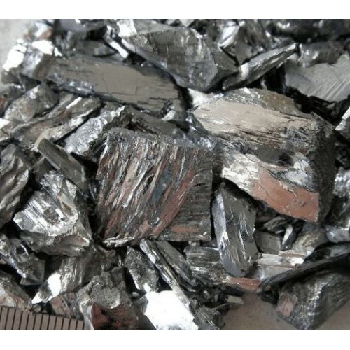 Telurio metal 99,99% teluro metal Pure Element 52 Te 1gr-5kg
