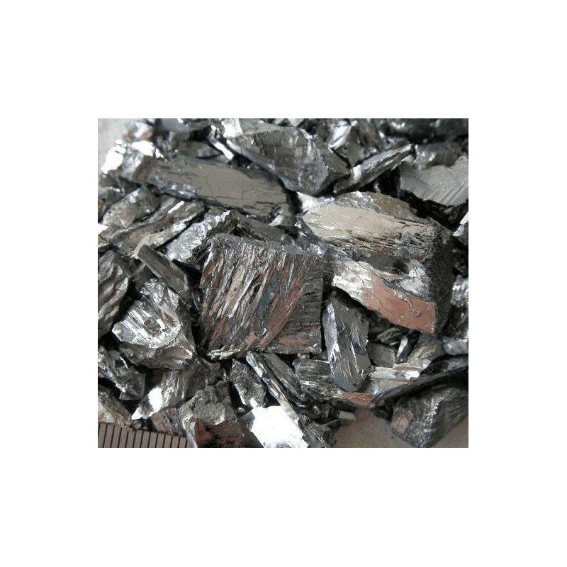 Telurio metálico 99,99% Telurio metálico Pure Element 52 Te 1gr-5kg, metales raros