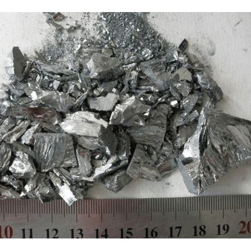 Telurio metal 99,99% teluro metal Pure Element 52 Te 1gr-5kg,  Metales raros