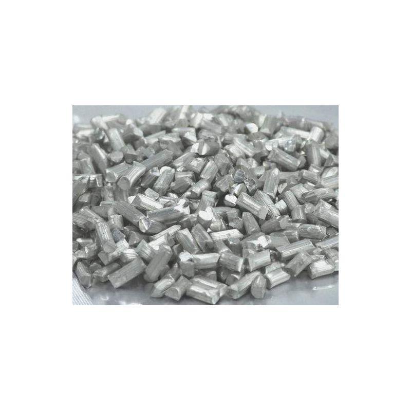 Litio Alta pureza 99.9% elemento metálico Li 3 Gránulos,  Metales raros