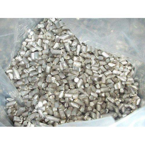 Gránulos del elemento Li 3 del metal del 99,9% de la pureza elevada del litio, metales raros