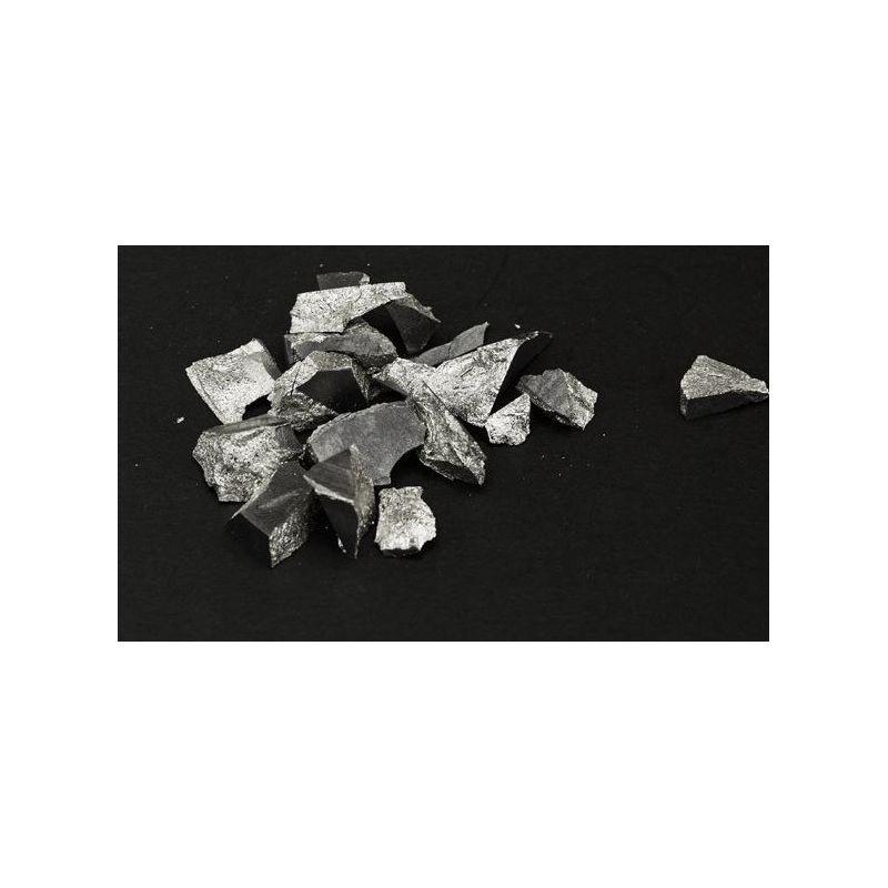 Elemento de metal gadolinio 64 piezas de Gd 99,95% Metales raros, metales raros