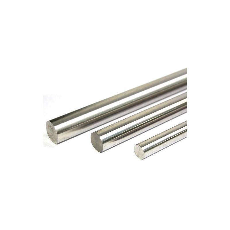 Varilla de tungsteno Ø2-120 mm Elemento de metal puro al 99,9% 74 Tungsteno