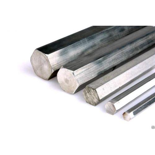 Hexágono de aluminio SW Ø...
