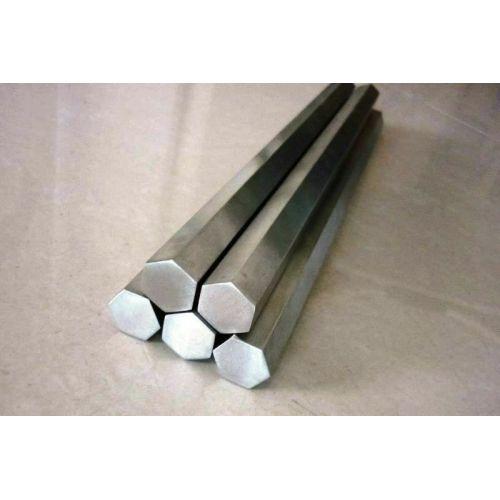 Acero inoxidable hexagonal SW 18mm-60mm 1.4305 varilla hexagonal VA V2A 303 varilla hexagonal, acero inoxidable