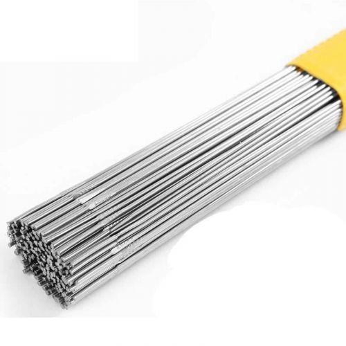 Electrodos de soldadura Ø 2.5x350mm alambre de soldadura acero inoxidable TIG 1.4430 316L varilla de soldadura