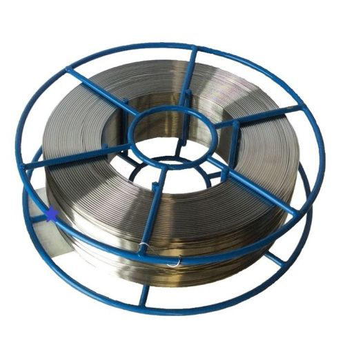 Alambre de soldadura acero inoxidable V2A gas de protección Ø 0.6-5mm EN 1.4718 MIG MAG HB600 0.5-25kg
