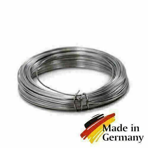 Alambre de acero para muelles 0.1-10 mm alambre para muelles 1.4310 acero inoxidable 301 inoxidable 1-200 metros, acero