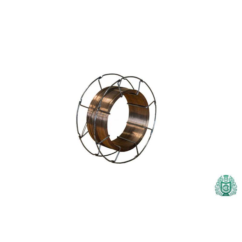 ER CuSi-A alambre de soldadura de cobre CuSi3 Ø 0.6-5mm soldadura We-Nr 2.1461 0.5-25kg
