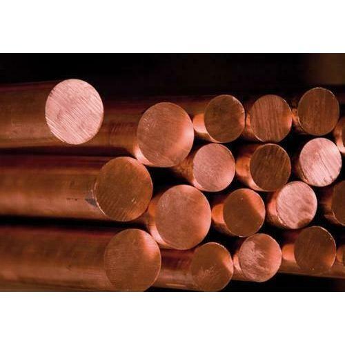 Varilla Ø2-25mm cobre 2.0090 varilla redonda С10999 varilla Cu material redondo 2 metros