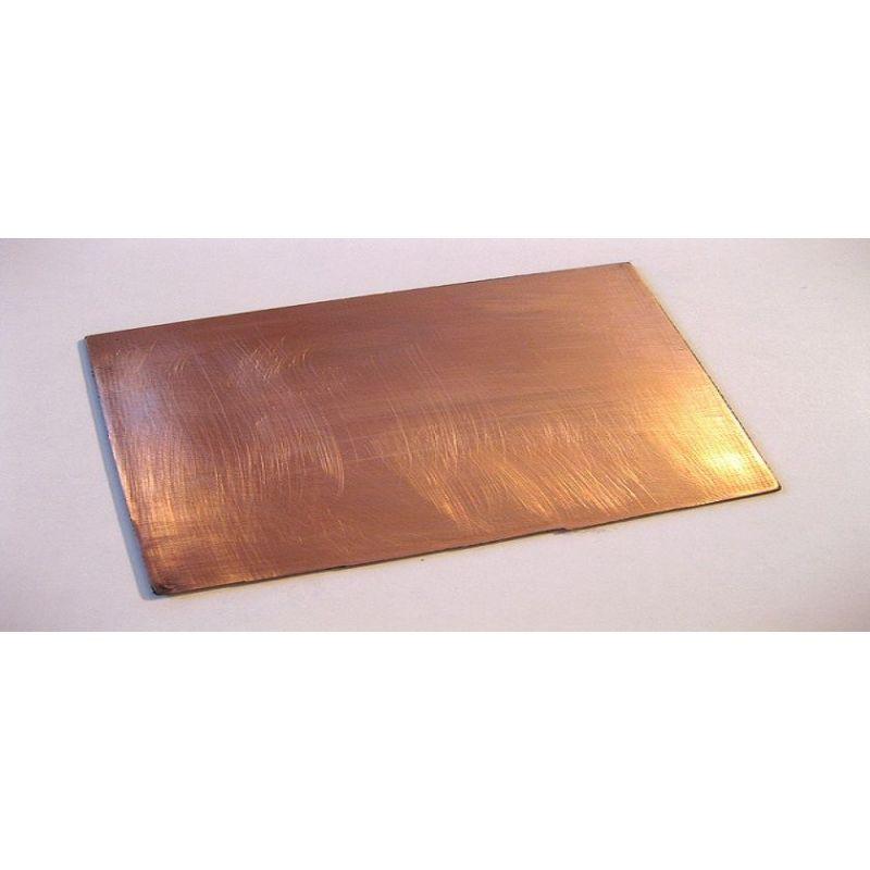 Fósforo de cobre 99% hoja de ánodo puro 10x200x50-10x200x1000mm electrodo electrochapado,  cobre
