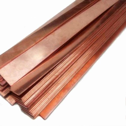 Cobre 99,9% puro ánodo placa de chapa 10x200x50-10x200x1000mm electrodo de galvanoplastia en bruto, cobre