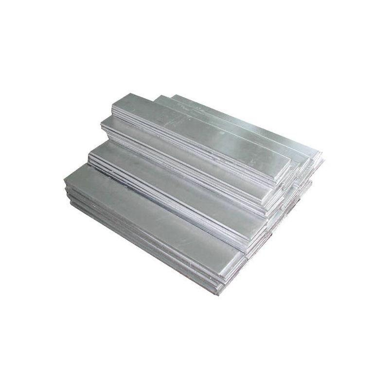 Níquel 99% puro ánodo placa de chapa de metal 8x200x50-8x200x1000mm electrólisis de galvanoplastia cruda, aleación de níquel