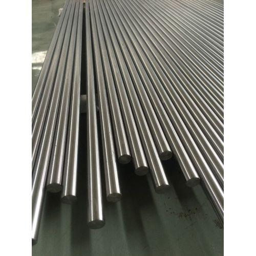 Varilla de titanio de grado 5 Ti 6Al-4V varilla redonda 3.7164 dia 20-200mm eje sólido 0.1-2.5 metros