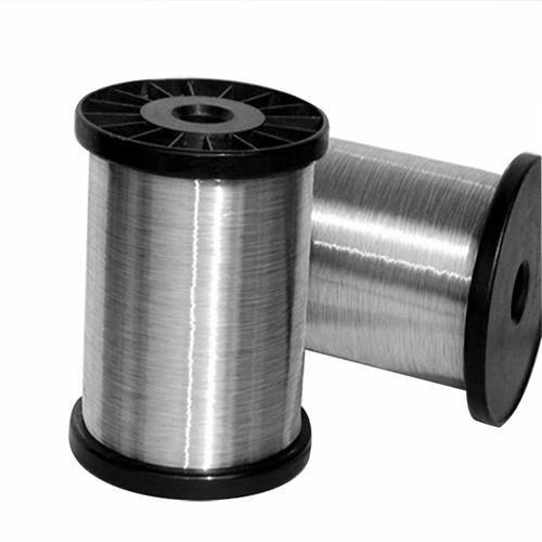 Alambre de titanio grado 2 Ø0.5-8mm alambre de calentamiento 3.7035 A5.16 alambre de titanio 1-50 metros