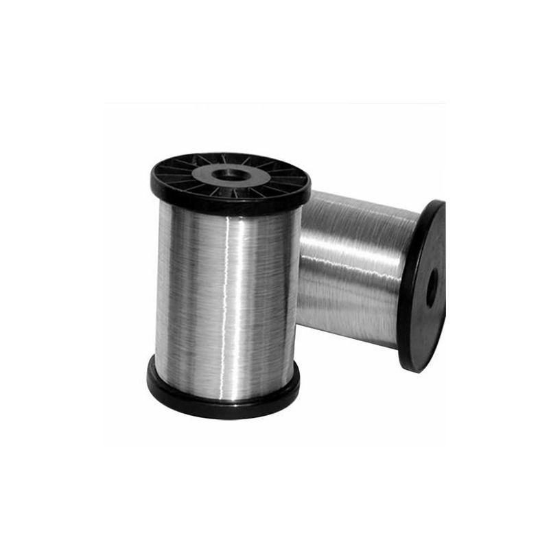 Alambre de titanio grado 2 Ø0.5-8mm alambre de calentamiento 3.7035 A5.16 alambre de titanio 1-50 metros, titanio