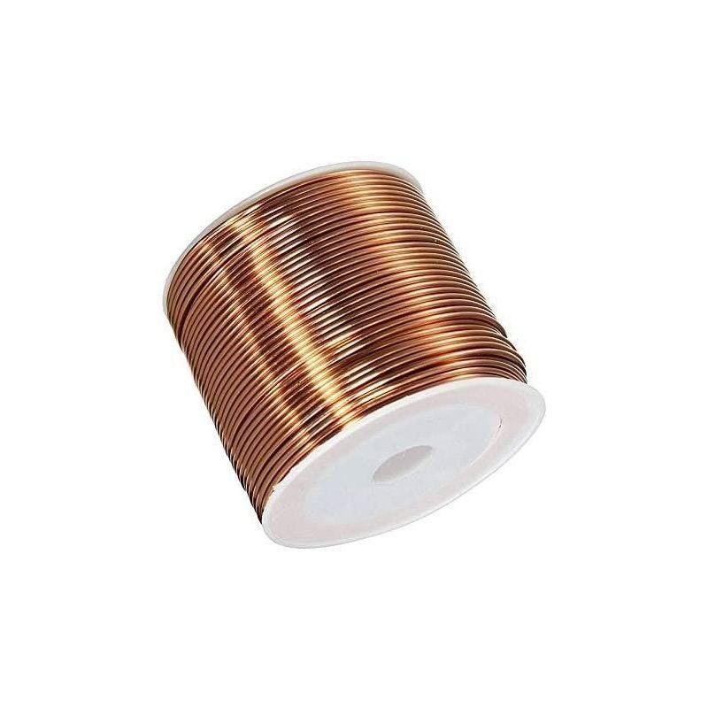 /Alambre de Cobre de esmaltado /Índice de temperatura dual Coat alambre de im/án de esmaltado 212/Grado Celcius 0.80/mm x 1000/g/