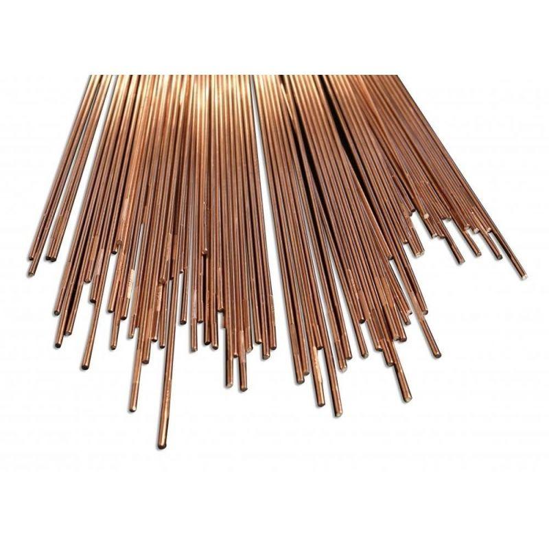 Electrodos de soldadura Ø 0.8-5mm alambre de soldadura acero 70s-6 1.5130 varillas de soldadura,  Soldadura y soldadura