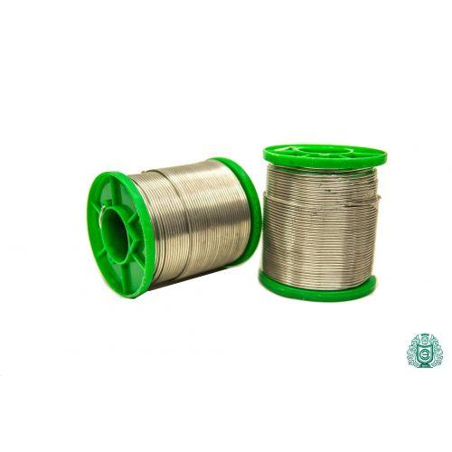 Estaño de soldadura SnAg2.5 alambre de plata diámetro 2 mm sin líquido sin plomo 25gr-1kg