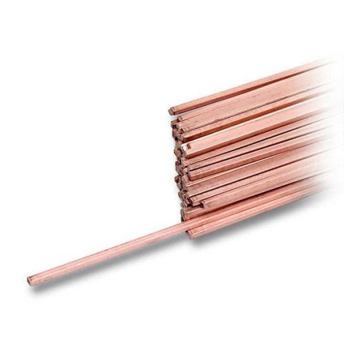 Varillas L-Ag15P Aleación de cobre-fósforo-plata de 2 mm Soldadura de alambre de soldadura 25gr-1kg