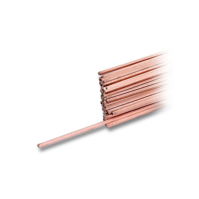 Varillas L-Ag15P 2mm aleación de cobre-fósforo-plata 25gr-1kg soldadura de alambre de soldadura, soldadura y soldadura