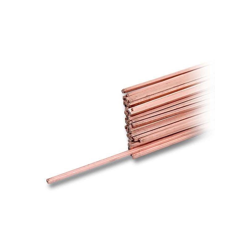 Varillas L-Ag15P Aleación de cobre-fósforo-plata de 2 mm Soldadura de alambre de soldadura 25gr-1kg,  Soldadura y soldadura