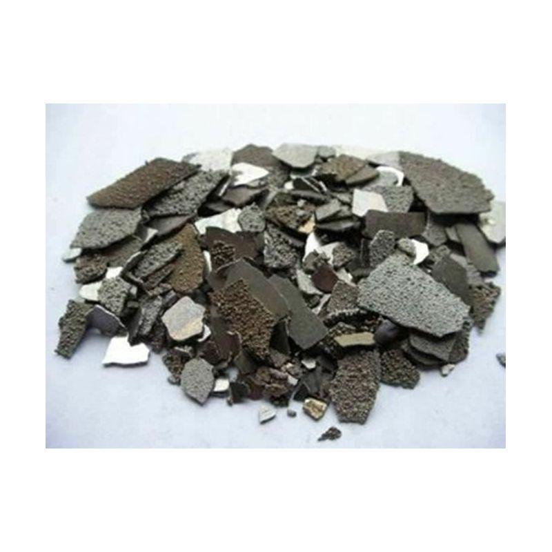 Manganeso en escamas Mn 99,9% Elemento 25 gránulos de metal puro 25 kg de manganeso