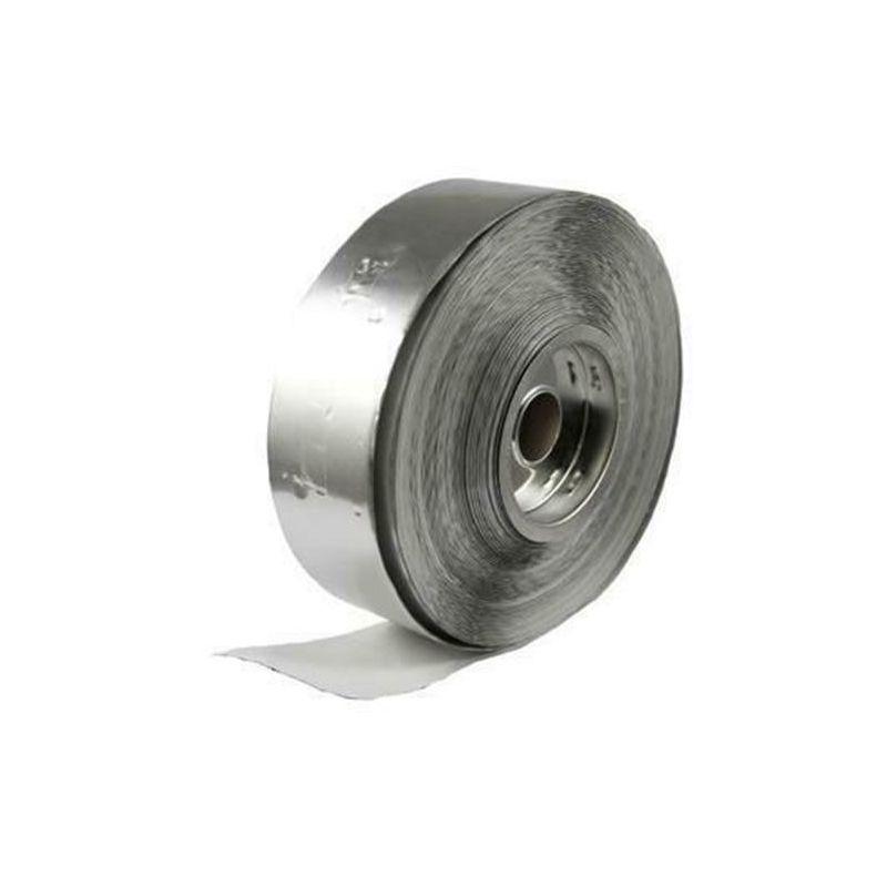 Cinta de aluminio, tiras de papel de aluminio Ø 0.25x110mm, Ø 0.35x110mm, placa 3.3206 hoja