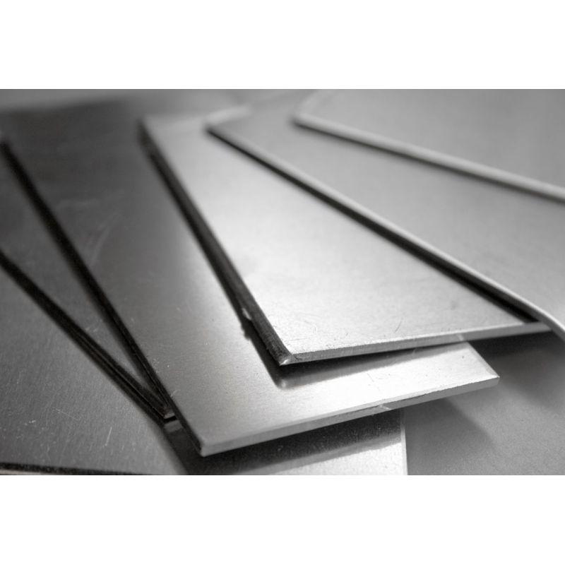 Placas de aleación de níquel de 3 mm Níquel de 100 mm a 1000 mm 200 hojas de níquel
