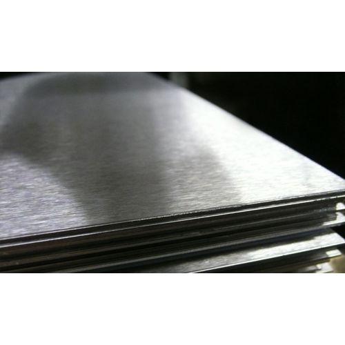 Placas de aleación de níquel de 2 mm a 15 mm Hojas de níquel Incoloy 800 de 100 mm a 1000 mm