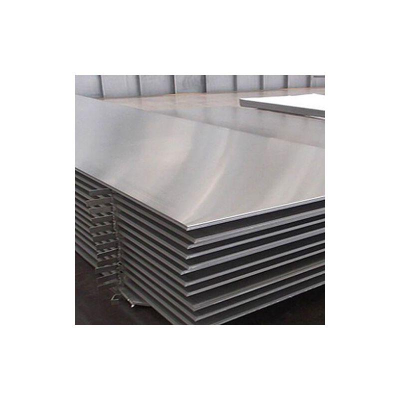 Placas de aleación de níquel de 0,7 mm a 20 mm 100 mm a 1000 mm Inconel 600 hojas de níquel