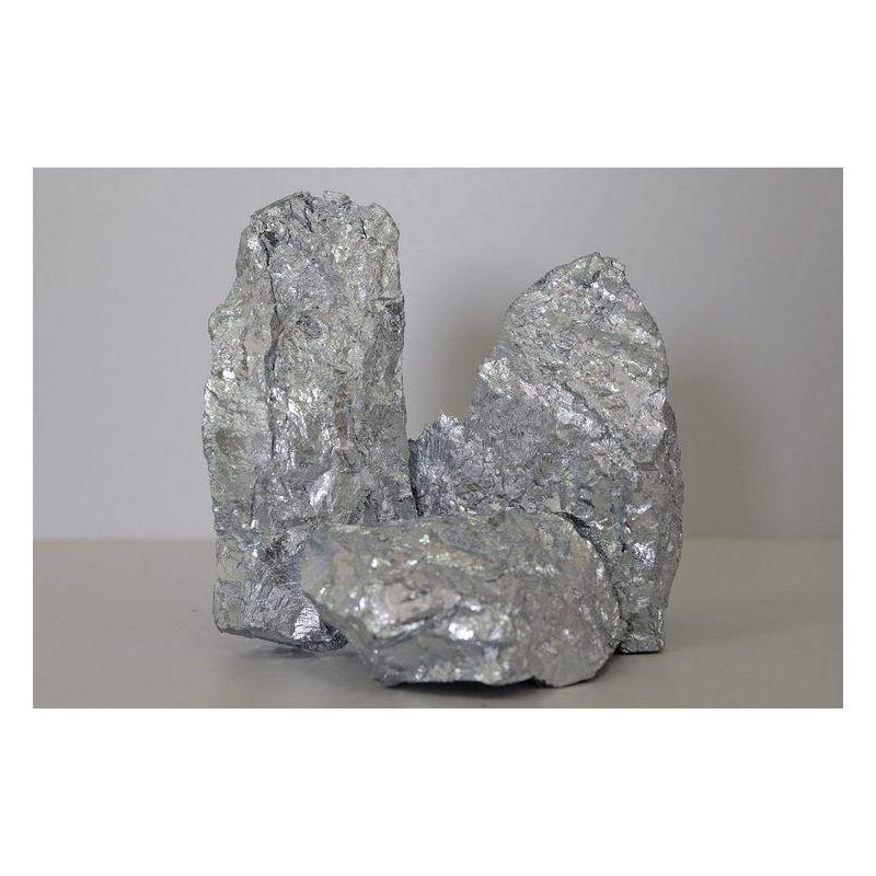Cromo Metal Cr 99% metal puro elemento 24 pepita 10 kg cromo