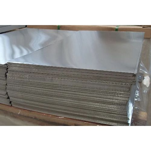 Lámina de aluminio Planchas de 1 mm Láminas de aluminio Lámina fina seleccionable de 100 mm a 2000 mm