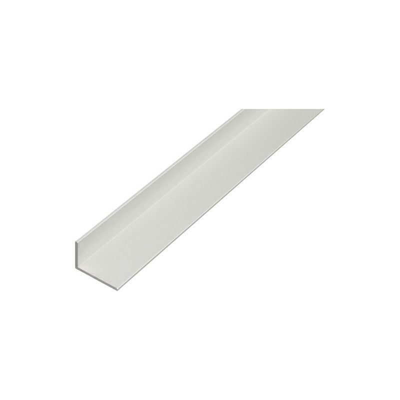 Perfil en L de aluminio isósceles 25x25x4mm-50x50x5mm Alu 0.25-2 Met