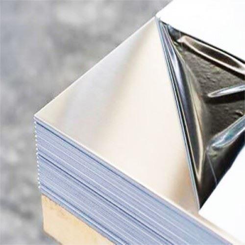 Lámina de aluminio Placas de 3 mm Láminas de aluminio Lámina fina seleccionable de 100 mm a 1000 mm