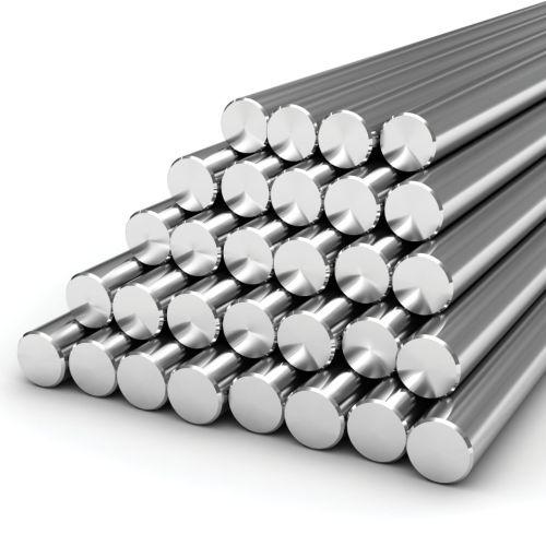 Varilla de acero inoxidable 2-120mm Gost 08x18h10t perfil de varilla redonda varilla de acero redonda 0,5-2 metros