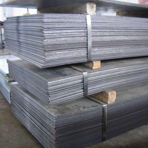 40x chapa de acero de 6 mm a 8 mm placa 1000x2000 mm acero GOST