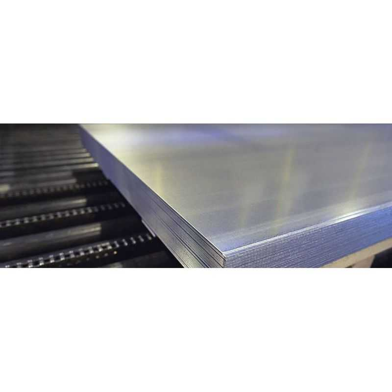 Hoja de acero 40x13 de 3 mm a 8 mm placa 1000x2000 mm acero 4h13 acero GOST