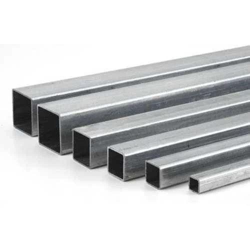 Tubo cuadrado de acero inoxidable 304 20x20x2mm-60x60x2mm tubo cuadrado de 2 metros