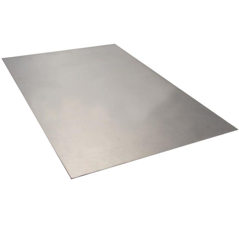 Chapa de acero 1-4 mm Placas S235 Hojas Chapa de acero 100 mm a 1000 mm