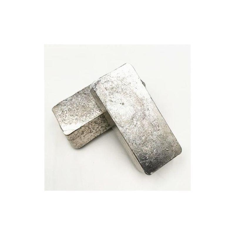 Bismuto Bi 99,95% elemento 83 barras 5 gramos a 5 kg metal puro bismuto bismuto