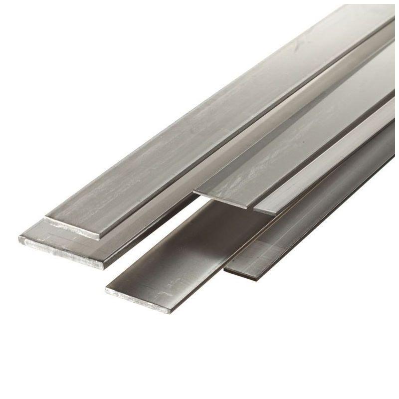 Barra plana de acero 30x2mm-90x12mm tiras de chapa cortadas a 1,5 metros
