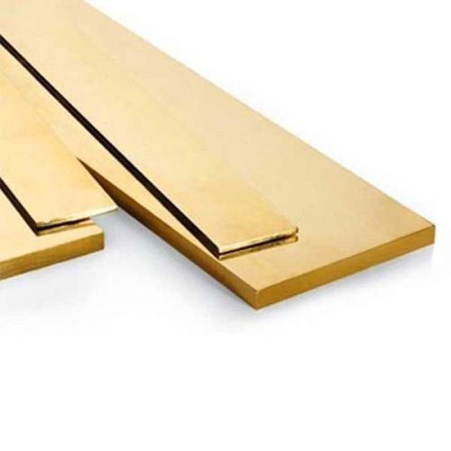 Messing Flachstange 30x2mm-90x12mm Streifen Blech zugeschnitten 1 Meter