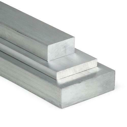 Barra plana de aluminio 30x2mm-90x12mm AlMgSi0.5 material plano perfil de aluminio 2 metros