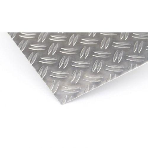 Barra plana de aluminio Quintett / Duett AlMgSi0.5 tiras cortadas de chapa