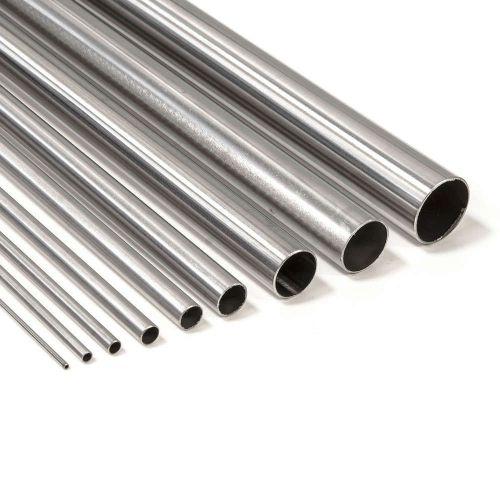 Tubo de titanio grado 2 redondo 6-16 mm 3.7035 tubo clase 2 tamaño 2 antiácido 0,1-2 metros
