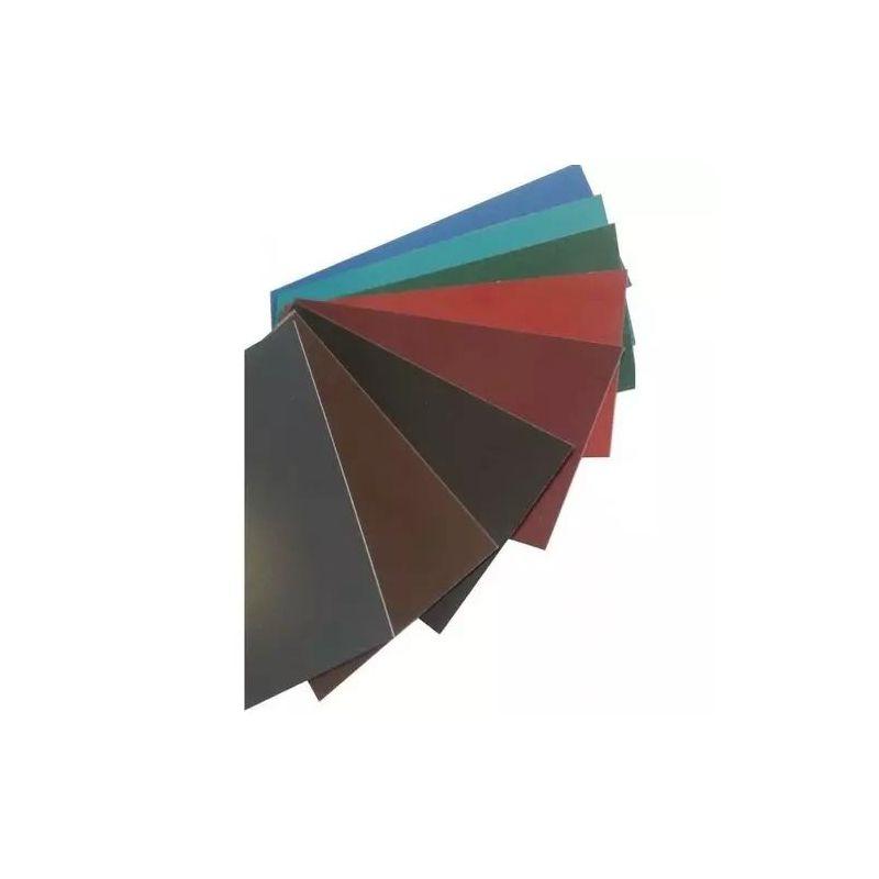 La barra plana de acero de 0,5 mm tiras de color chapa cortada a medida de 0,5 a 1 metro