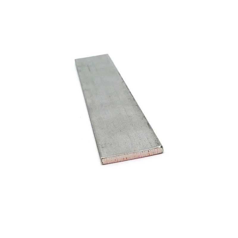 Barra plana de acero para muelles 30x2-90x5mm C75S tiras cortadas de chapa 0,5-2 Met