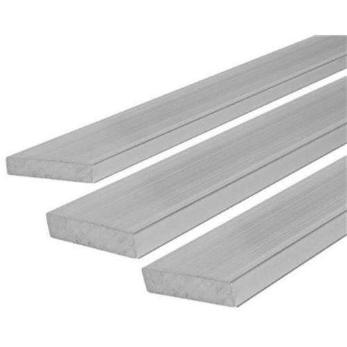 Barra plana de acero inoxidable 30x2mm-90x5mm tiras de chapa cortada a medida 0,5-2 metros