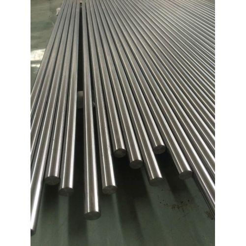 Titanio Varilla de titanio de grado 5 Ø80-230mm Varilla redonda de titanio 3.7165 B348 Eje macizo 10mm-750mm